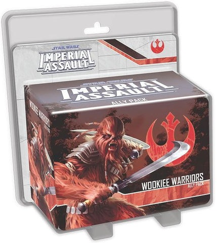Star Wars: Imperial Assault - Wookie Warriors (Ally)