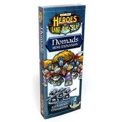 Heroes of Land, Air, and Sea - Nomads