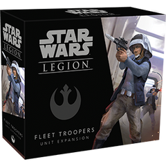 Star Wars: Legion - Rebel Alliance - Fleet Troopers