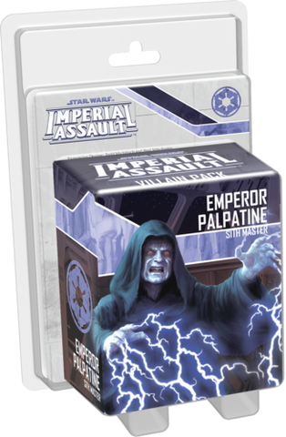 Star Wars: Imperial Assault - Emperor Palpatine (Villan)