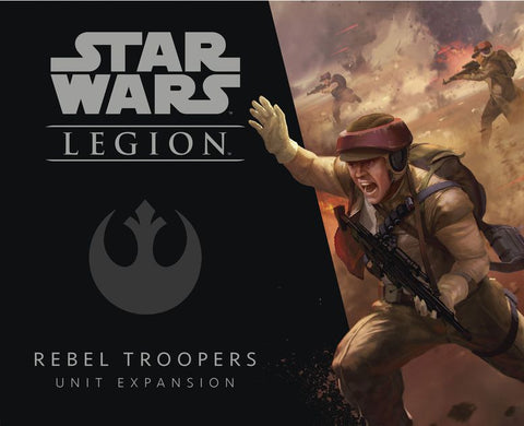 Star Wars: Legion - Rebel Troopers (Rebel)