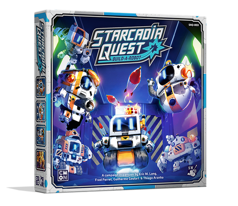 Starcadia Quest - Build-a-Robot