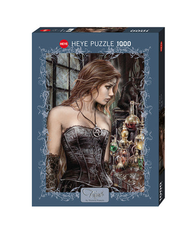 Jigsaw Puzzle: HEYE - Favole Poison (1000 Pieces)