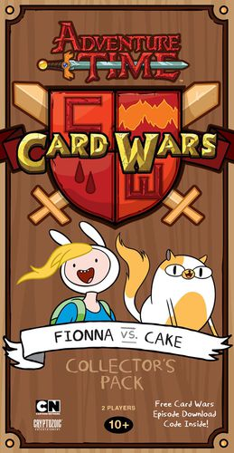 Adventure Time: Card Wars - Fionna vs. Cake
