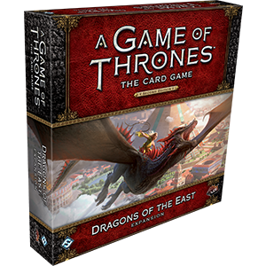 GOT LCG (2nd Ed): Expansion 44 - Dragons of the East Deluxe