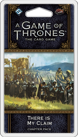 GOT LCG (2nd Ed): Pack 11 - There is My Claim