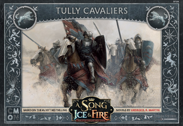 A Song of Ice and Fire - Stark Tully Cavaliers