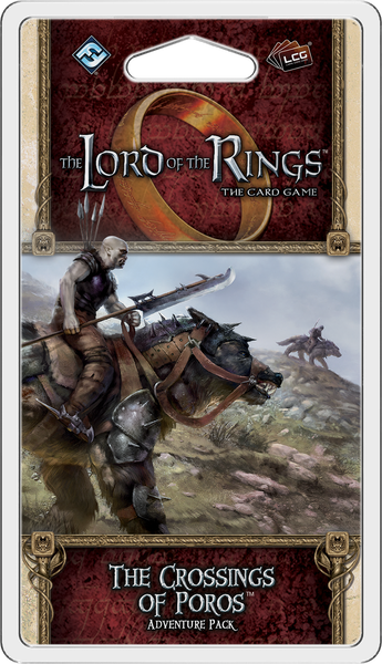 LOTR LCG: Expansion 48 - The Crossings of Poros