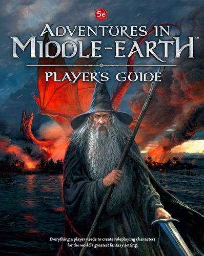 LOTR RPG: Adventures in Middle Earth - Player's Guide