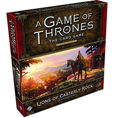 GOT LCG (2nd Ed): Expansion 14 - The Lions of Casterly Rock Deluxe