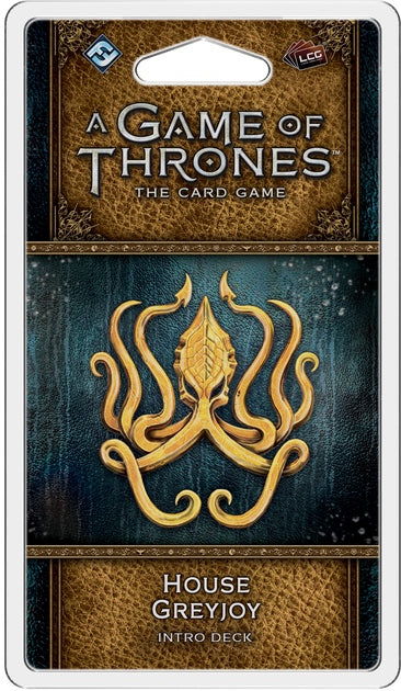 GOT LCG (2nd Ed): Intro Decks 03 - House Greyjoy Deck