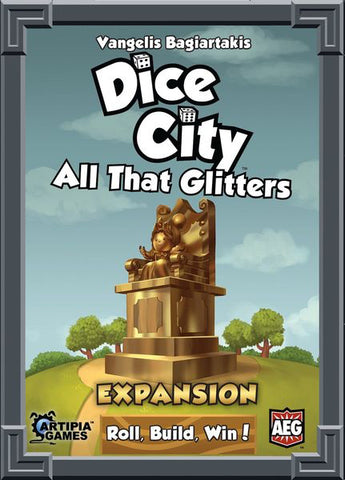 Dice City - All that Glitters
