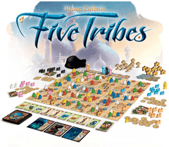 Five Tribes - Boardgame Space - 2