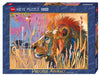 Jigsaw Puzzle: HEYE - Precious Animals Take a Break (1000 Pieces)
