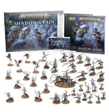 WH AoS: Shadow And Pain