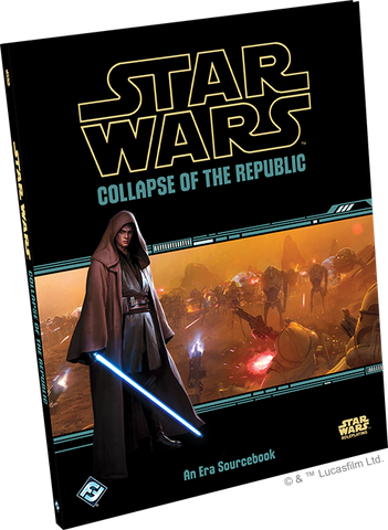 Star Wars RPG - Collapse of the Republic