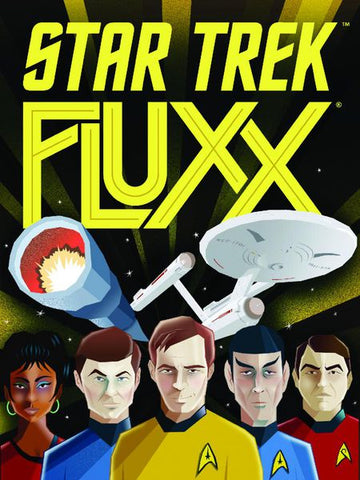 Fluxx: Star Trek