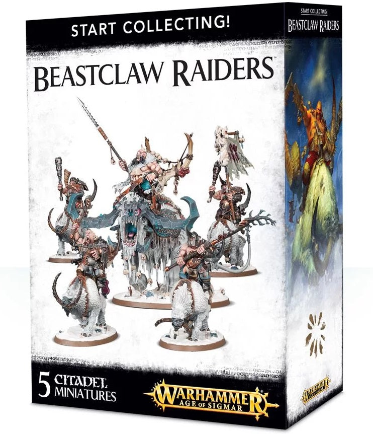 WH AoS: Beastclaw Raiders - Start Collecting!