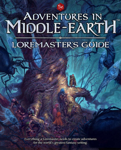 LOTR RPG: Adventures in Middle Earth - Loremaster's Guide