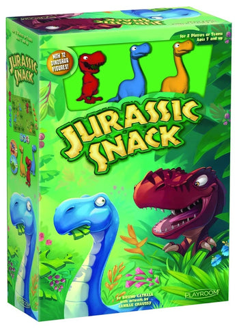 Jurassic Snack (Playroom Ed.)