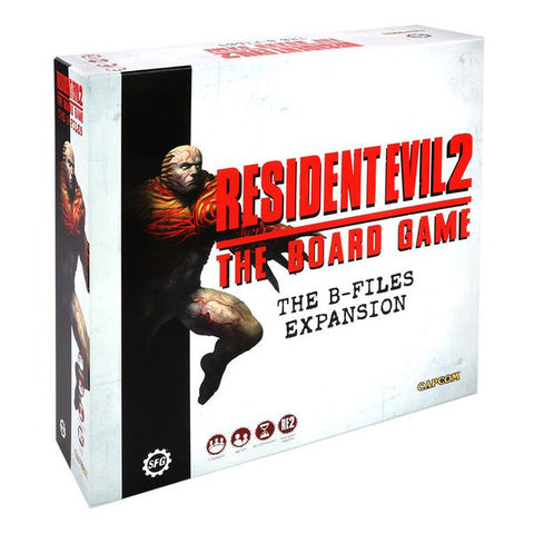 Resident Evil 2 - B-Files Expansion