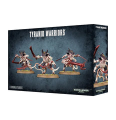 WH 40K: Tyranids - Warriors