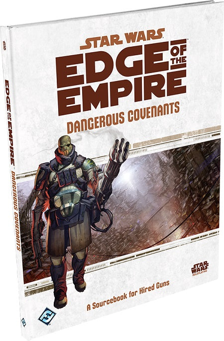 Star Wars: RPG - Edge of the Empire - Supplements - Dangerous Covenants