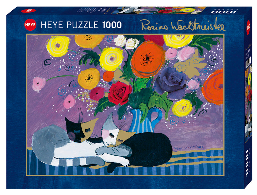Jigsaw Puzzle: HEYE - Sleep Well! (1000 Pieces)