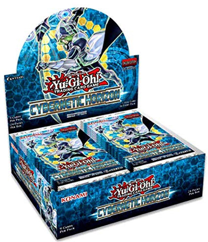 Yu-Gi-Oh! TCG: Cybernetic Horizon Booster (24x Display)