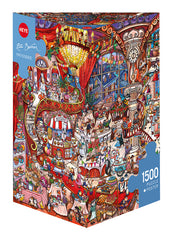 Jigsaw Puzzle: HEYE - Patisserie (1500 Pieces)