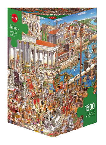 Jigsaw Puzzle: Ancient Rome (1500 Pieces)