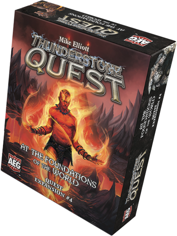 Thunderstone Quest - At the Foundations of the World
