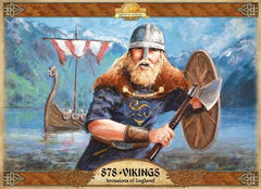 878 Vikings: Invasions of England (2nd Ed.)