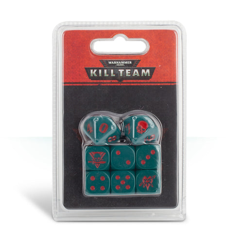 Warhammer 40K: Kill Team - Drukhari Dice Pack