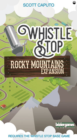 Whistle Stop - Rocky Mountains