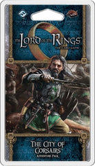 LOTR LCG: Expansion 41 - The City of Corsairs
