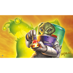 KeyForge - Playmat - Martian Madness