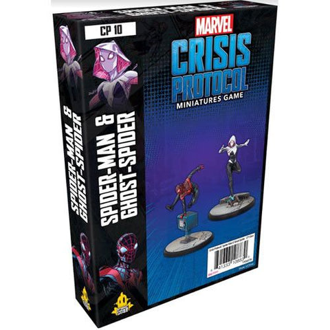 Marvel: Crisis Protocol - Spiderman & Ghost-Spider