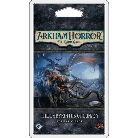 AH LCG: Pack 17 - The Labyrinths of Lunacy