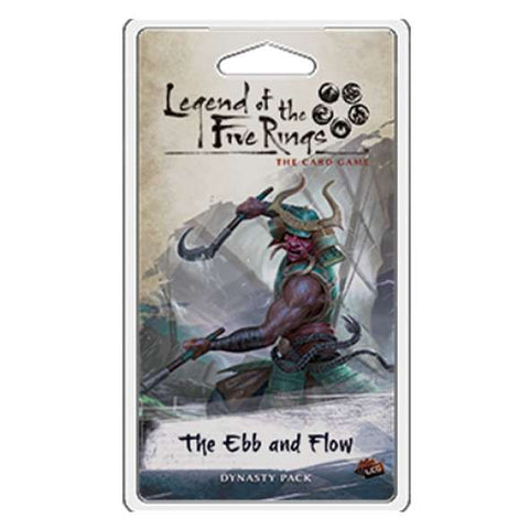 L5R LCG: Expansion 11 - To Ebb and Flow