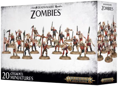 WH AoS: Deadwalkers - Zombies