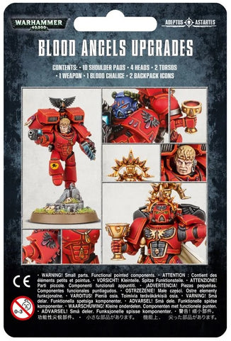 WH 40K: Blood Angels - Upgrades