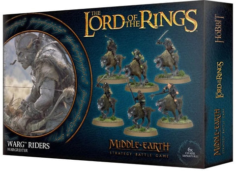 Middle-earth: LOTR - Warg Riders