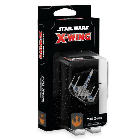 Star Wars: X-Wing (2nd Ed) - Resistance - T-70 X-Wing