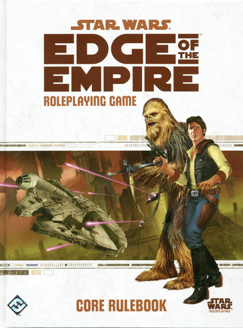 Star Wars: RPG - Edge of the Empire - Core Rulebook