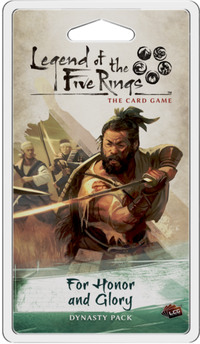 L5R LCG: Expansion 02 - For Honor and Glory