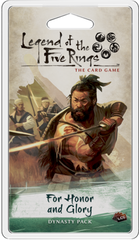 L5R LCG: Pack 02 - For Honor and Glory