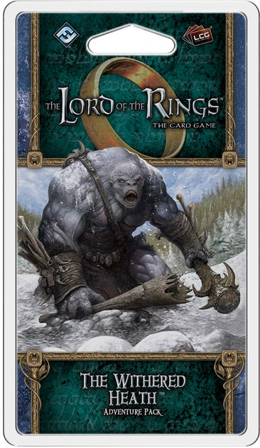 LOTR LCG: Expansion 50 - The Withered Heath