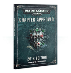 WH 40K: Chapter Approved