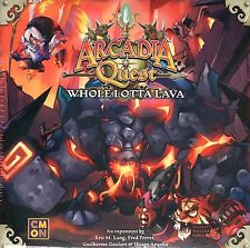 Arcadia Quest: Whole Lotta Lava